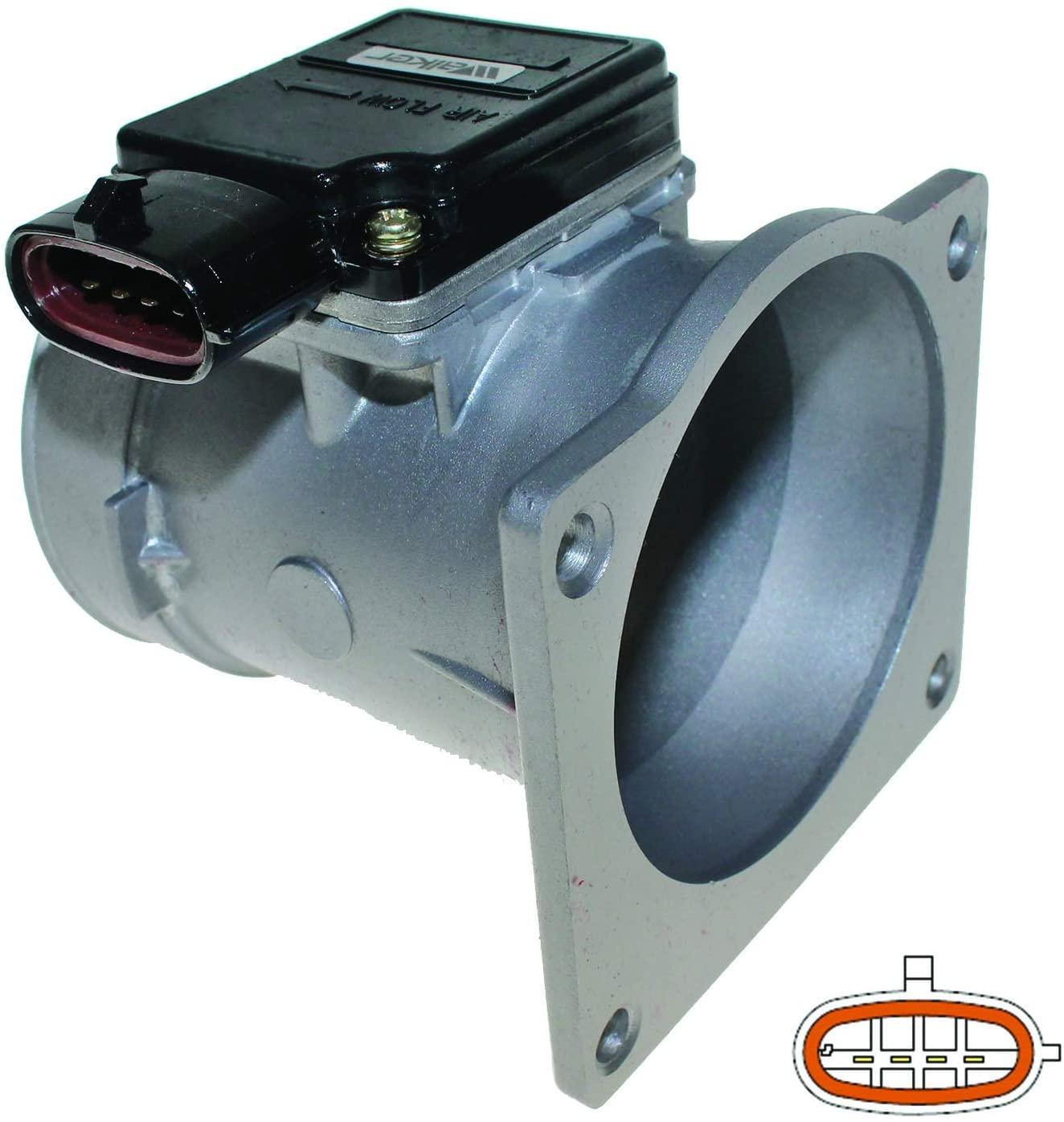 Walker Products 245-1154 Mass Air Flow Sensor Assembly