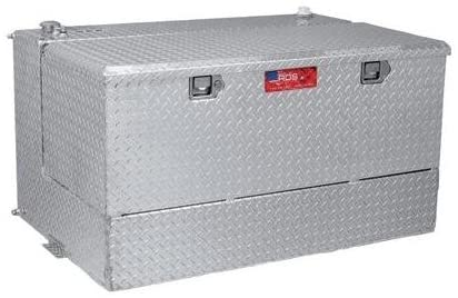 RDS MFG INC Fuel Transfer Tank/Auxiliary Fuel Tank/Toolbox Combo - 97 Gallon