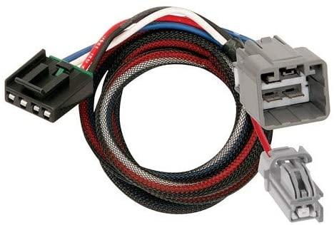 Tekonsha Brake Control Wiring Adapter - 2 Plug - Fits Ram