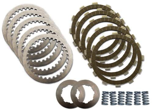 EBC Brakes SRK66 SRK Clutch with Steel Separator Plates and Springs