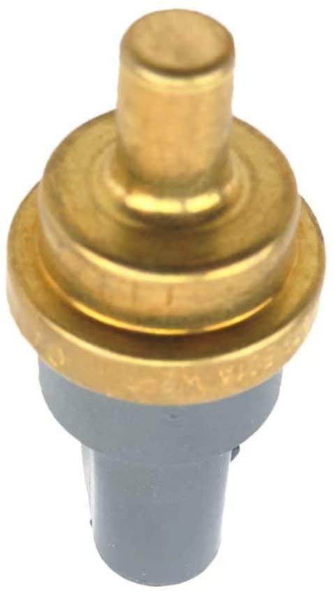 Botine Water Coolant Temperature Sensor 06A919501 XM21-10884-BA for VW Skoda Beetle Jetta Golf Passat Touareg Audi A3 S3 A4 A6 S6 Q3 OE Part 06A919501