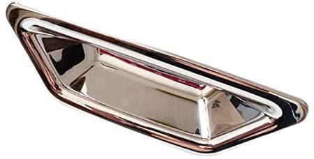 for Nissan Rogue X-Trail 2014-2019 ABS Chrome Accessories Car Trunk Door Handle Bowl Cover Trim 1PCS (Trunk Door Handle Bowl)