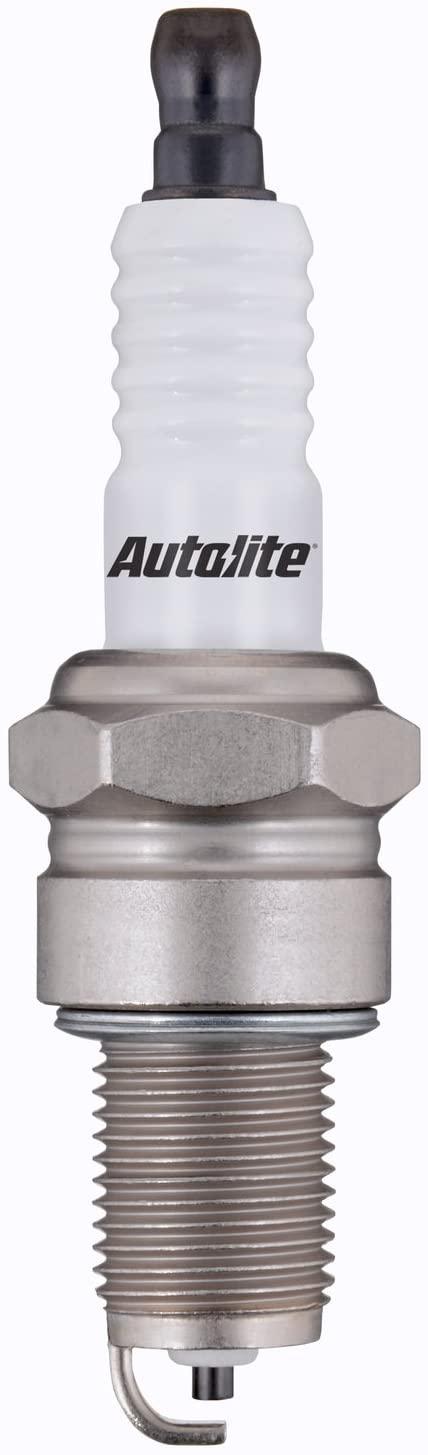 Autolite APP63-4PK Double Platinum Spark Plug, Pack of 4