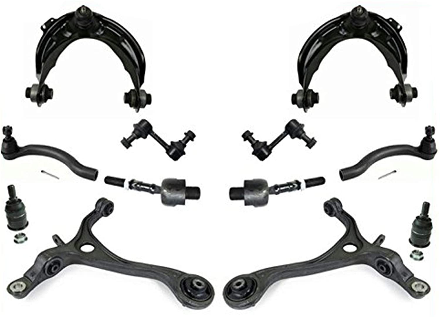 Front Steering Chassis 12pc Kit Fits For Acura TL 04-06