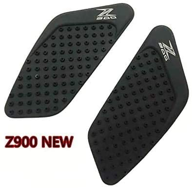 QYA Practical Motorbike Accessories for Kawasaki NINJA250/300 Z250 Z300 Z900 Motorcycle Tank Pad Protector Sticker Decal Gas Knee Grip Tank Traction Pad Side Z900new, Name:Z250 13 16year