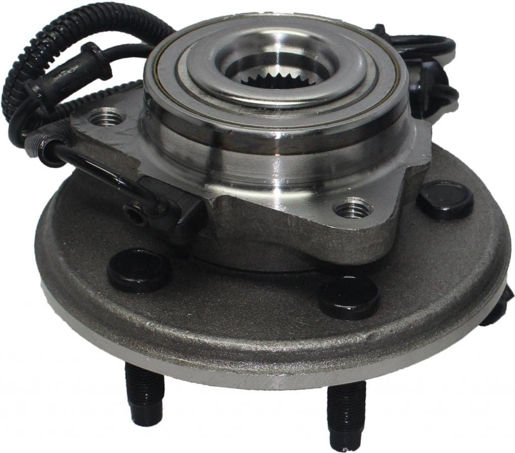 Ysdedbched Rear Wheel Hub and Bearing