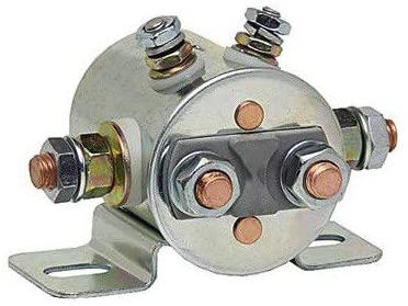 Rareelectrical NEW SOLENOID COMPATIBLE WITH COLE HERSEE 24 VOLT 35 AMP CONTINUOUS DUTY SOLENOID 24402 24402BX 5945012816588