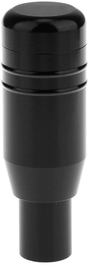 WINOMO Automatic Car Stick Shift Knob Cover Lever Universal Fit (Black)