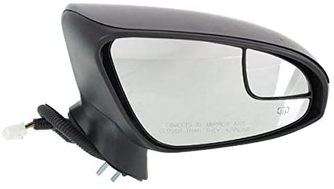 Koolzap For 2013 Venza Rear View Mirror Power Heated w/Signal & Puddle Lamp Right Side