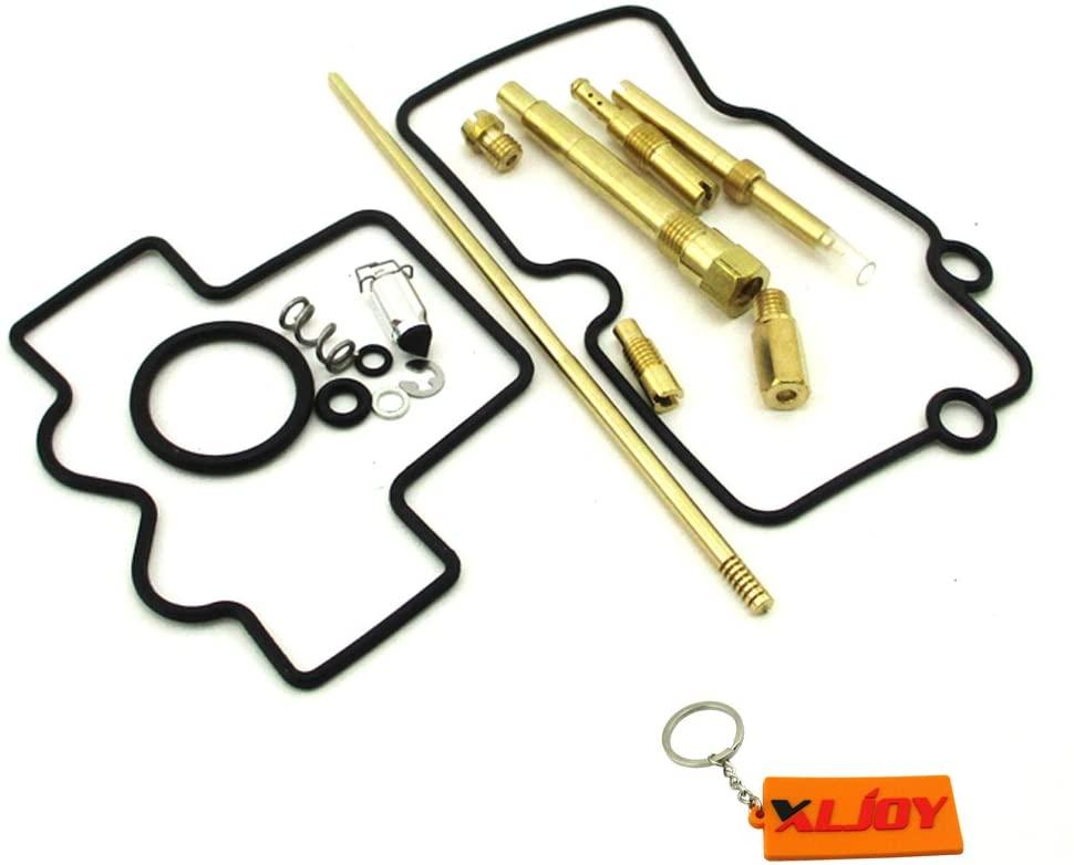 XLJOY Carburetor Carb Repair Rebuild Kit for Dirt Bike Honda CRF250X 2004 2005 2006