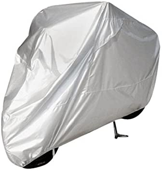 MMG Waterproof Breathable UV Protection Dust Cover for Medium Size Scooters and Motorcycle (COVER_01_M)