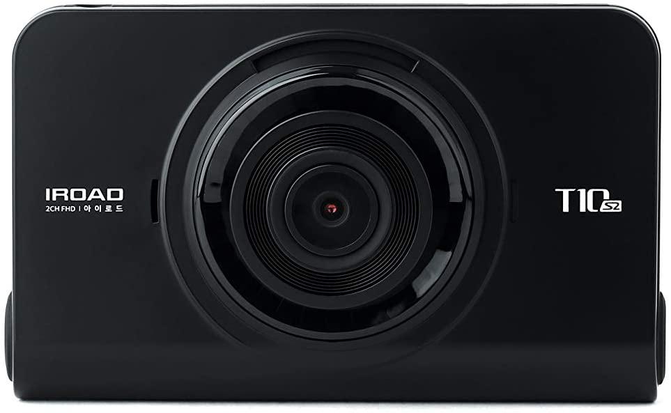 Road T10S2 WiFi FHD Blackbox Dashcam 32GB Set(WiFi Dongle, Uninterrupted Fuse Cable), WiFi DVR Car Vehicle Video Recorder - Dash Camera Video Recorder Digital DVR Recorder,South Korea…