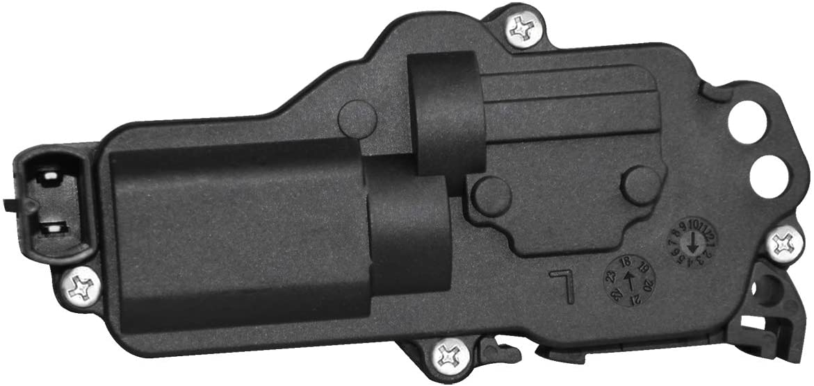 Power Door Lock Actuators Driver Left side Compatible with Ford F150 F250 F350 F450 F550 Expedition Lincoln Mercury Fit F81Z25218A43AA