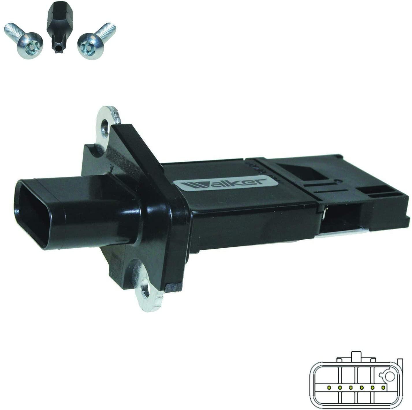Walker Products 245-1251 Mass Air Flow Sensor
