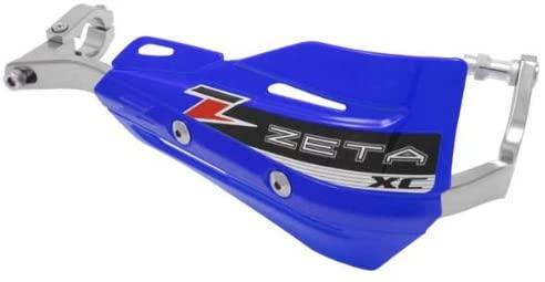 Zeta XC Protector BLUE Hand Shields (Pair) for Armor Handguards