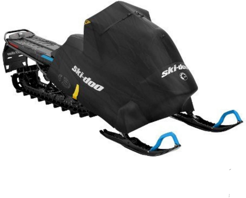 Ski-Doo New OEM Black REV Gen4 Summit Ride On Cover,154,165, 175, 860201884