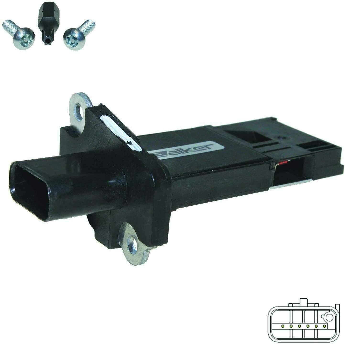Walker Products 245-1108 Mass Air Flow Sensor