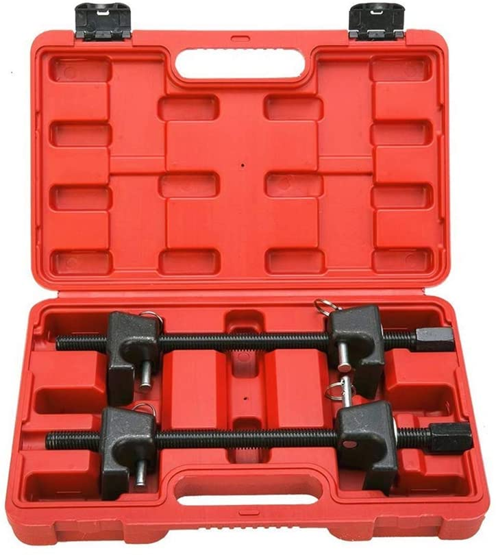 Supercrazy Macpherson Strut Spring Compressor with Safety Pins SF0334