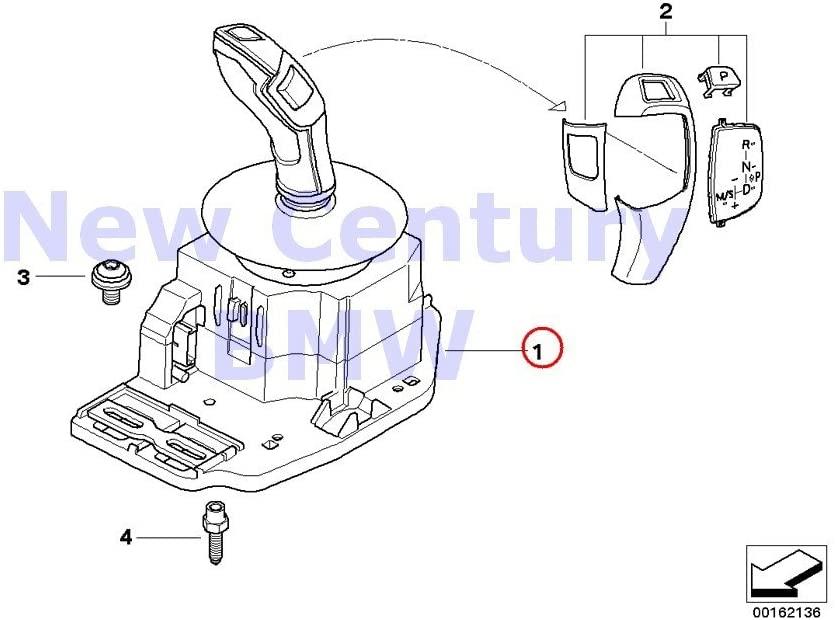BMW Genuine Gear Selector Switch Gear Selector Switch 528i 528xi 535i 535xi 550i 535xi 650i 650i