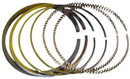 Prox Racing Parts 02.2402 Piston Ring Set