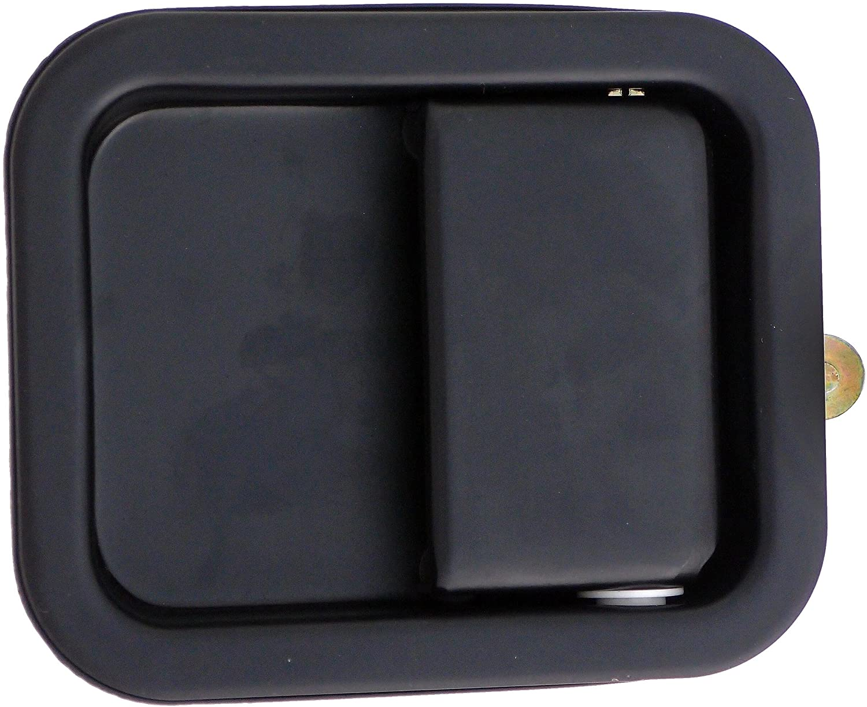 Dorman 83198 Front Passenger Side Exterior Door Handle for Select Jeep Models, Black