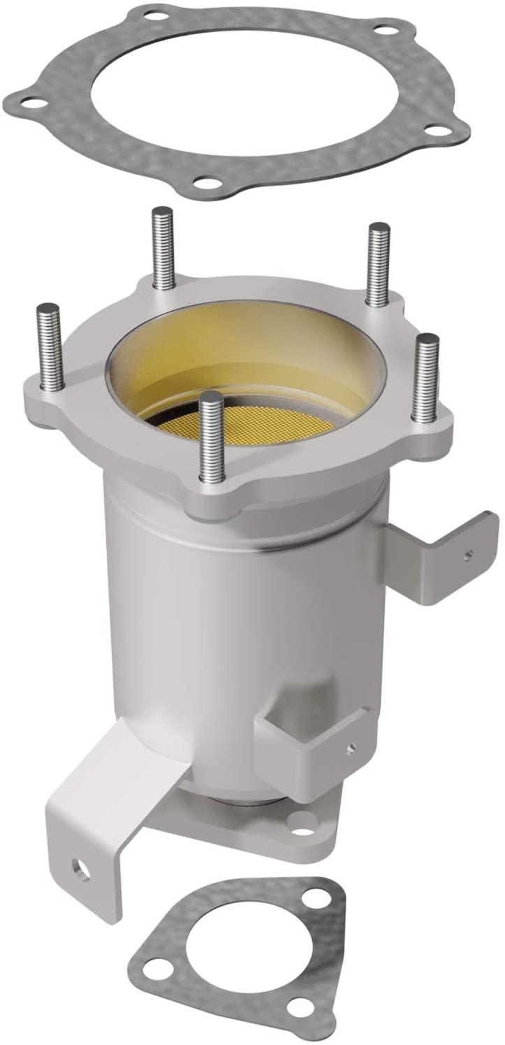 MagnaFlow 454031 Direct Fit Catalytic Converter (CARB compliant)