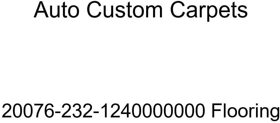 Auto Custom Carpets 20076-232-1240000000 Flooring