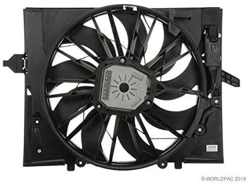 VDO W0133-1763103 Engine Cooling Fan Blade