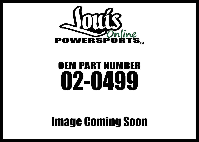 Motion Pro Cbr1000rr 04-05 Throttle Push Cab Hon Blk Vin 02-0499 New
