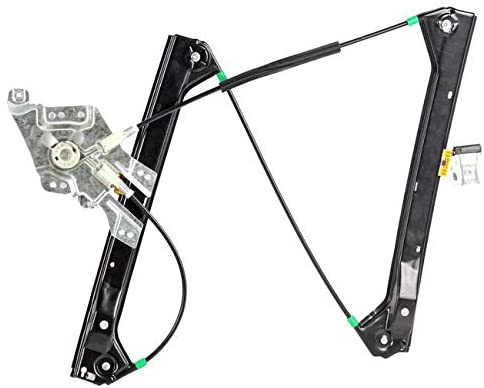UVIAPW 1x Power Window Lift Regulator Front Right Passenger Side 12793729 Compatible With 9-3 9-3X