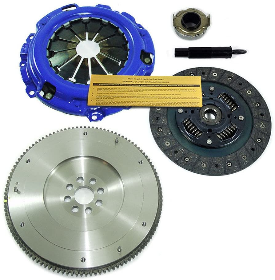 EFT STAGE 1 CLUTCH KIT with EXEDY Flywheel WORKS WITH 2006-2014 HONDA CIVIC DX GX LX EX HF 1.8L 4CYL