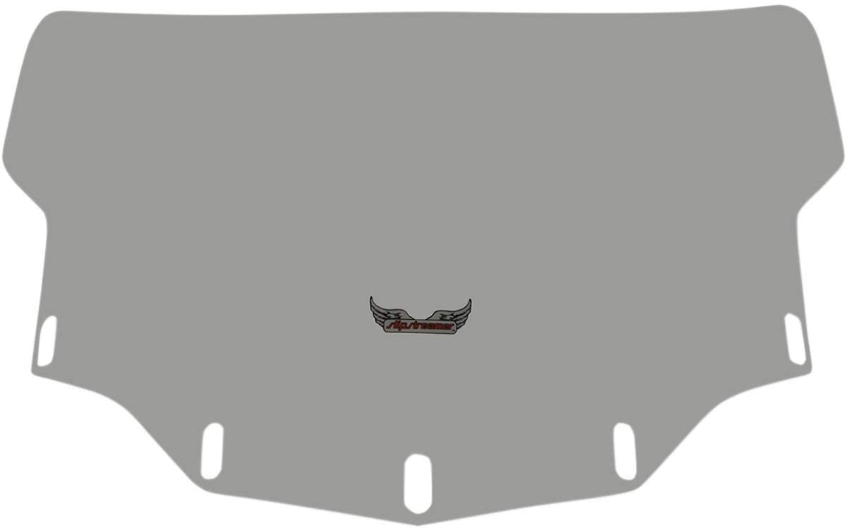 Slipstreamer S-166SH Replacement Windshield - Euro Shorty Style - Clear