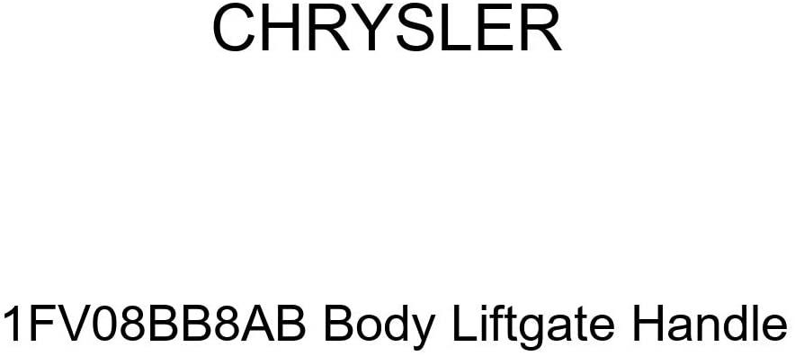 Genuine Chrysler 1FV08BB8AB Body Liftgate Handle