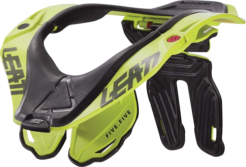 Leatt Unisex Adult Neck Brace DBX (Lime, S/M)