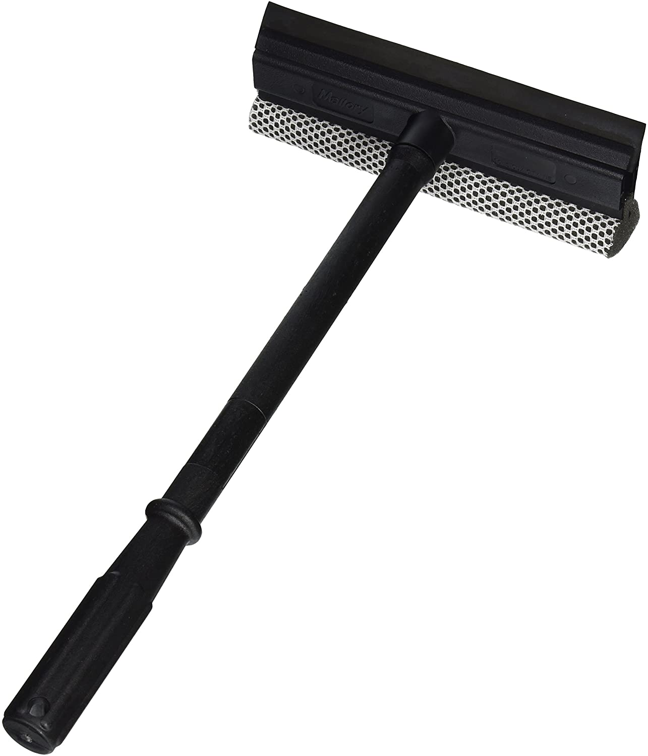 Mallory WS1524A 8-Inch Bug Sponge Squeegee, Black