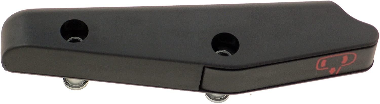 Dorman 82083 Front Passenger Side Interior Door Handle for Select Cadillac/Chevrolet Models, Black
