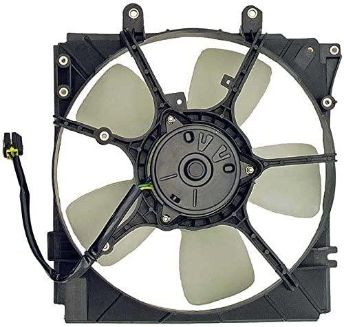 APDTY 731858 Radiator Cooling Fan Assembly, Left