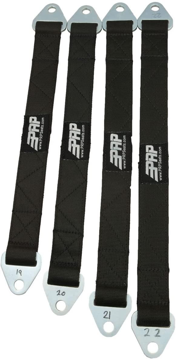 PRP Seats F24 24 Inch Quad Wrap Limit Strap Black