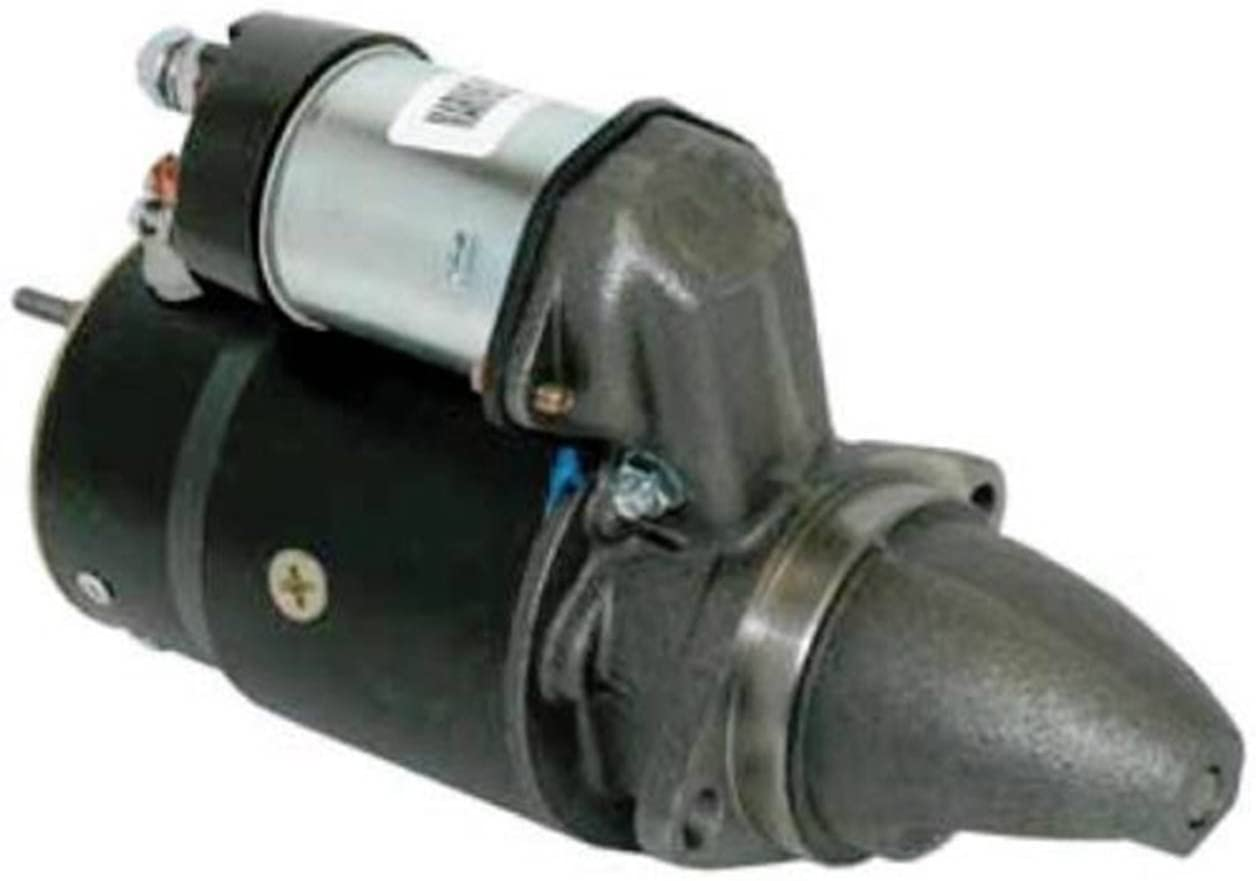 Rareelectrical STARTER COMPATIBLE WITH 83 84 85 86 87 88 CRUSADER MARINE INBOARD 454 42150