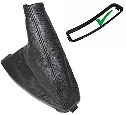 The Tuning Shop E-Brake Boot with Plastic Frame Leather