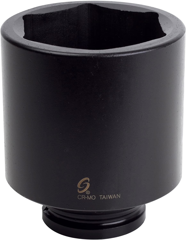 Sunex 492d 3/4-Inch Drive 2-7/8-Inch Deep Impact Socket