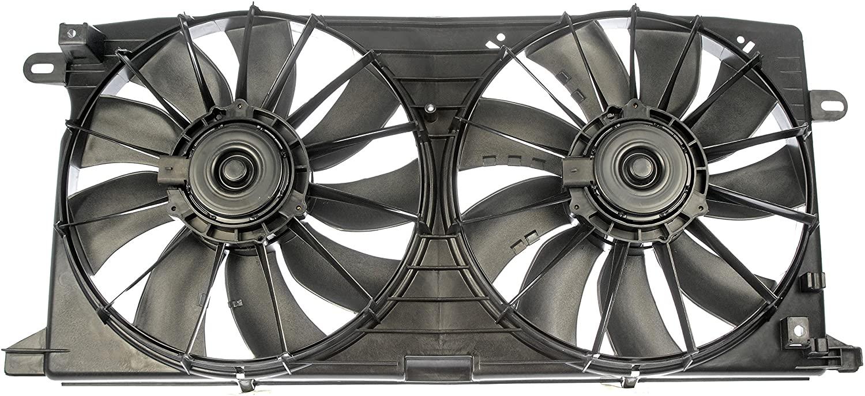 Dorman 620-643 Radiator Dual Fan Assembly