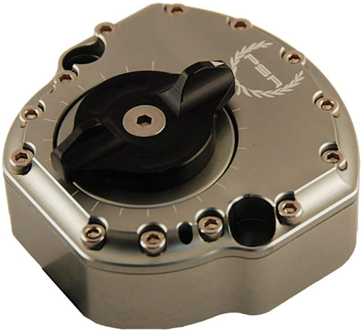 PSR Steering Damper (Gunmetal) for 18-20 Yamaha MT-07