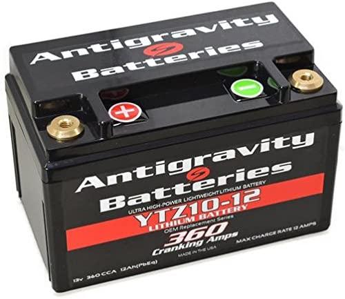 Antigravity Batteries 12-Cell OEM Case 360 CA 12Ah YTZ10-12