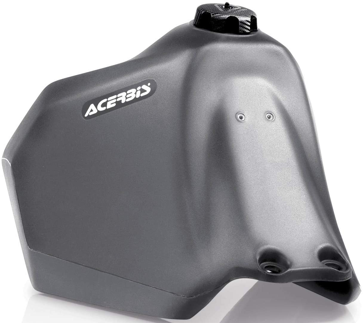 Acerbis Fuel Tank (No California) 5.3 Gallons Grey - Fits: Suzuki DR650S 2015-2019 (No California Shipping)