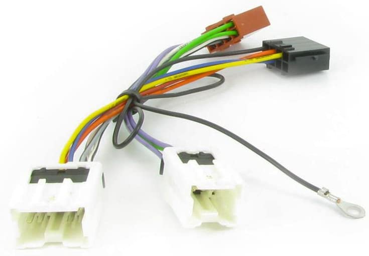 Wiring Lead Harness Adapter for Nissan 350Z 2004- ISO stereo plug adaptor