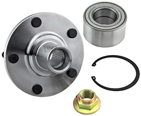 WJB WA518508 Front Wheel Hub Bearing Module Kit Cross Reference: Timken HA590303K, Moog 518508, SKF BR930303K