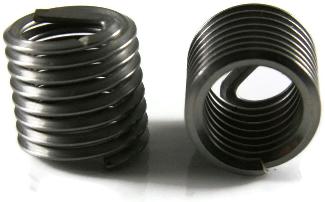 Helicoil Insert 18-8 Stainless Steel Unified US Fine - 1/4