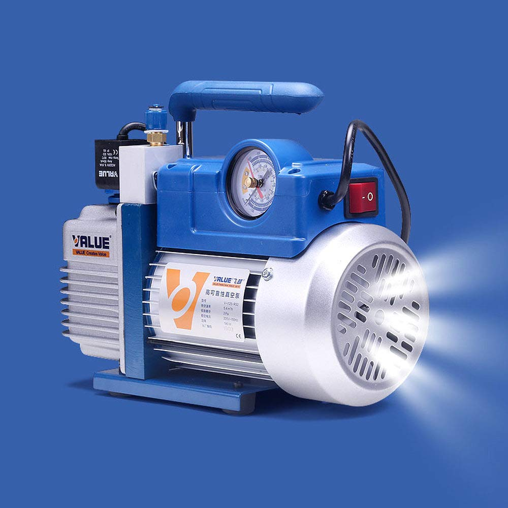FY-2C-N Vacuum air Pump 2L Liter Air Conditioning Repair kit air Bleed Pump Fluorine Suction Pump