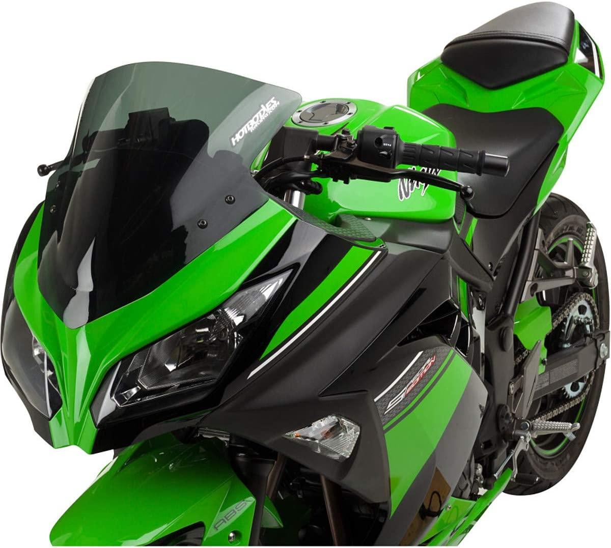Hotbodies Racing (51303-1606 Dark Smoke Stock Replacement Windscreen